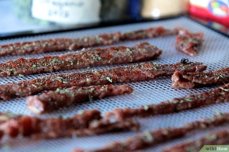 beef jerky maken