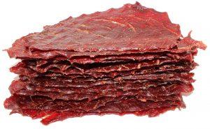 beef jerky slabs